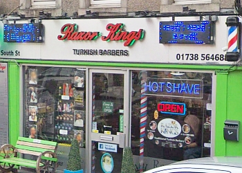 Razor kings traditional Turkish barbers