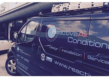 Reactive Air Conditioning (UK) Ltd.