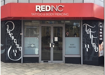 RedINC Tattoo & Body Piercing