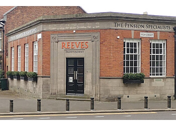 Reeves - The Pension Specialists
