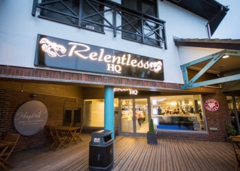 Relentless HQ