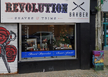 Revolution Barbershop