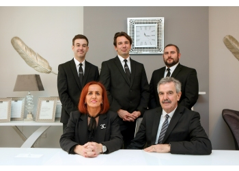 Richard and Shannon Jenkins Funeral Directors