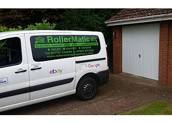 Rollermatic garage doors