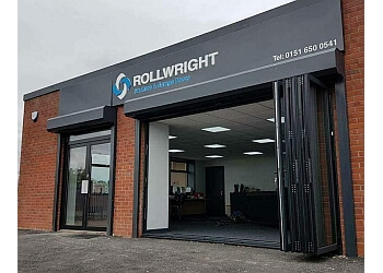 Rollwright rolling door system