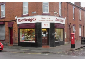 Routledge The Bakers Ltd