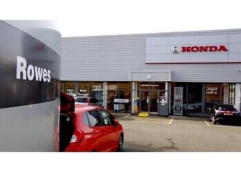 Rowes Honda