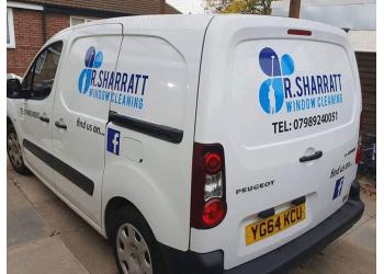 R sharratt window cleaning