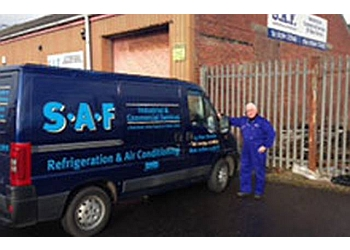 S.A.F. Refrigeration & Air Conditioning