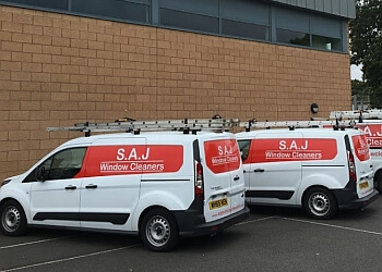 SAJ Commercial Window Cleaning