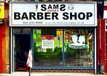 SAMS Unisex Barber Shop