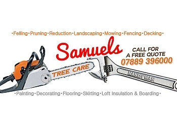 SAMUELS TREE CARE & HANDY MAN SERVICE
