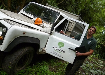 S Burnett Tree Surgery & Forestry Contractors