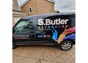 S Butler Decorator