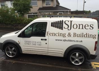 S Jones Fencing & Building