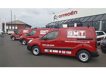 SMT Electrical Contrators Ltd.
