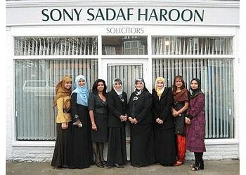 SONY SADAF HAROON SOLICITORS