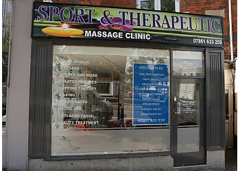 S&T SPORT THAI MASSAGE LEICESTER CLINIC