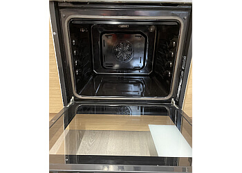 SW Oven Cleaning