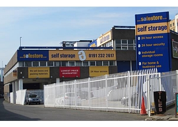 Safe Store Self Storage & 3 Best Storage Units in Newcastle Upon Tyne UK - Top Picks August 2018