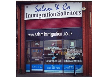 Salam & Co Solicitors Ltd.