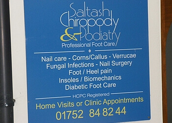 Saltash Chiropody & Podiatry
