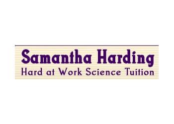 Samantha Harding Hard at Work Science Tuition