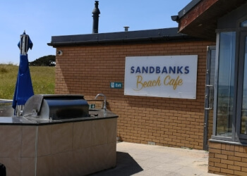 Sandbanks Beach Cafe