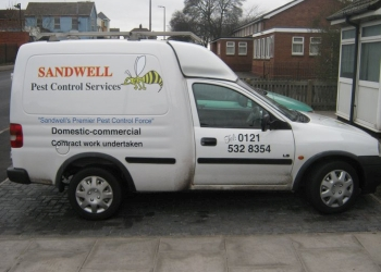 Sandwell Pest Control Services Ltd.