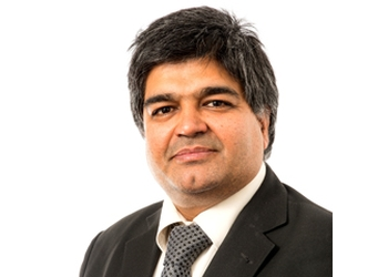 Sanjeev Madan, MBBS; FRCS (Tr & Orth); MCh (Orth); MBA; FInstLM.