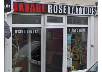 Savage Rose Tattoos