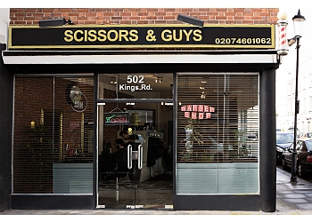 Scissors and Guys