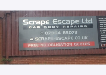 Scrape Escape Ltd
