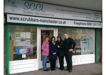 Scrubbers Clean Commercial Ltd.