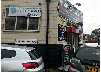 Selly Oak Garage Ltd.