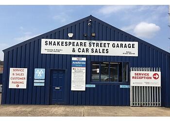 Shakespeare Street Garage