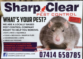 Sharp Clear Pest Control
