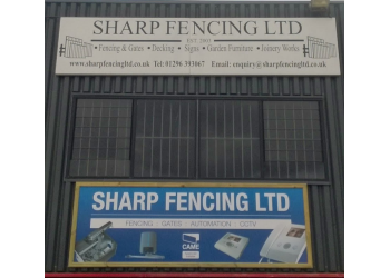 Sharp Fencing Ltd.