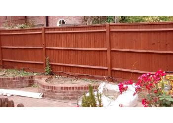Shed, Fence & Deck