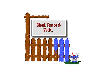 Shed, Fence & Deck Painting & Repair Services