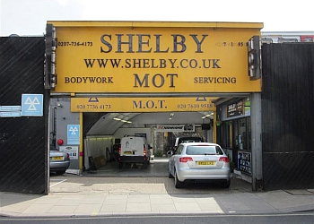 Shelby Vehicle Services Ltd.