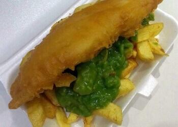 Shelton Lock Fish Bar