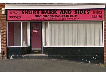 Short Bark and sides Dog Grooming