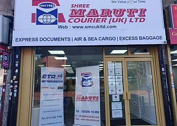 Shree Maruti Courier (UK) Ltd