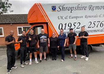 Shropshire Removals