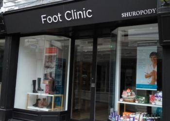 Shuropody foot clinic