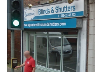 Signature Blinds & Shutters