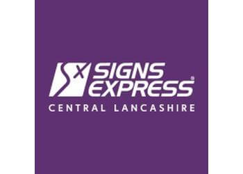 Signs Express Central Lancashire