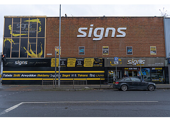 Signs Glasgow
