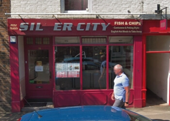 Silver City Fish & Chips and Chinese Takeaway